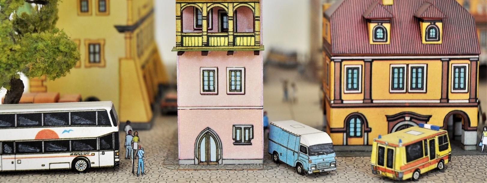 Muzeum papírových modelů 01