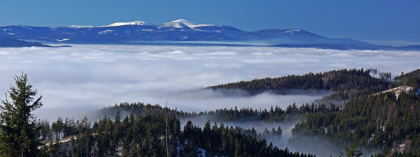 Javoří hory zima 4