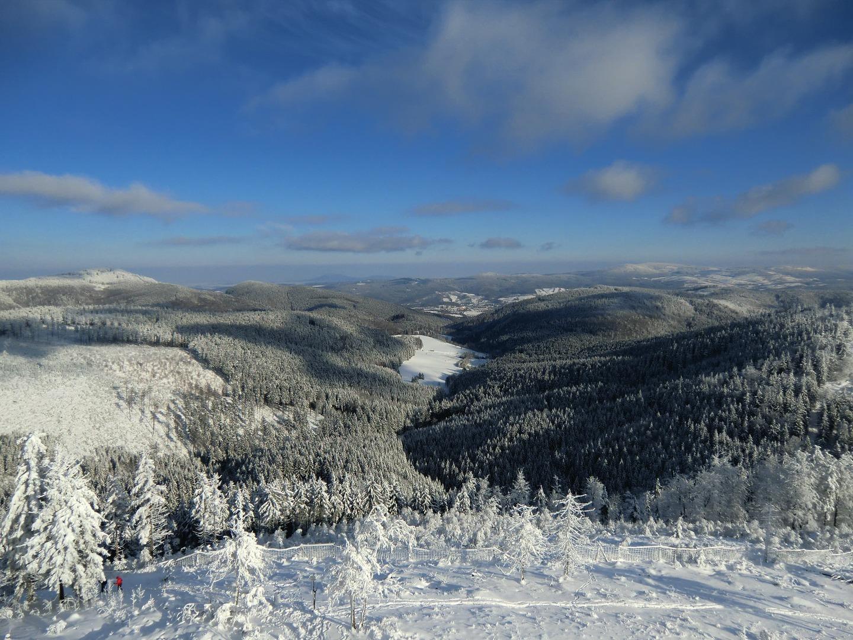 Javoří hory zima 5