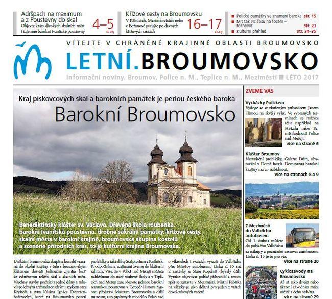 Letní.Broumovsko 2017