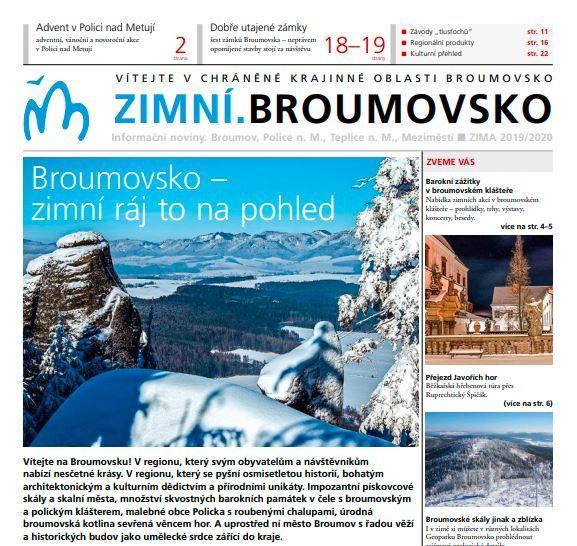 Zimní.Broumovsko 2019