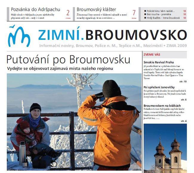 Zimní.Broumovsko 2009