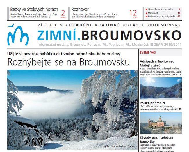 Zimní.Broumovsko 2010