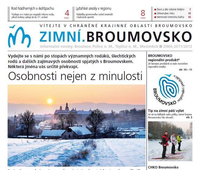 Zimní.Broumovsko 2011