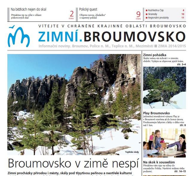 Zimní.Broumovsko 2014