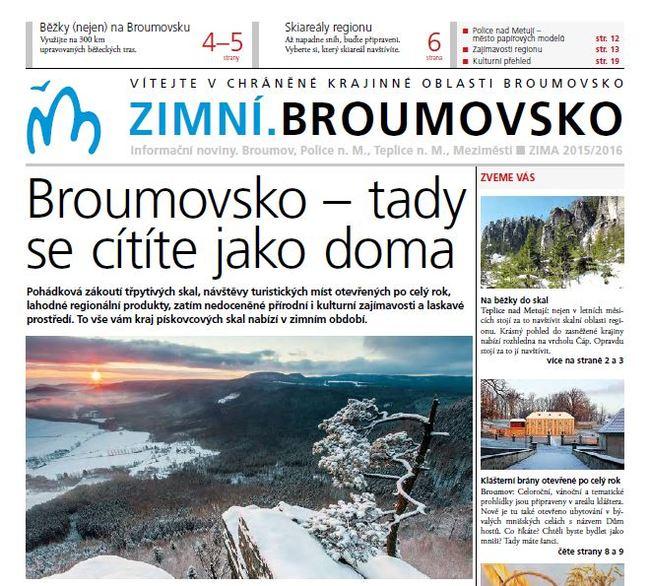 Zimní.Broumovsko 2015
