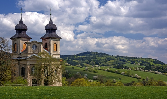 Za poklady Broumovska: Aureum Saxophone Quartet (Rakousko)