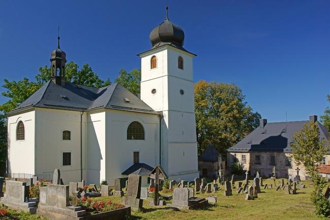 Kostel sv. Jiří a Martina, Martínkovice