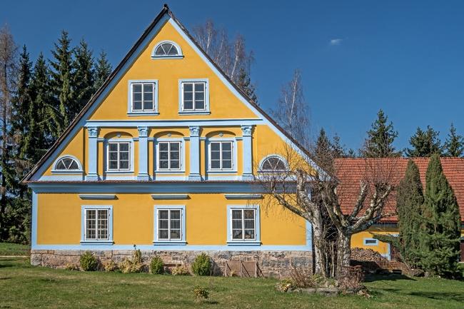 Lidová architektura na Broumovsku