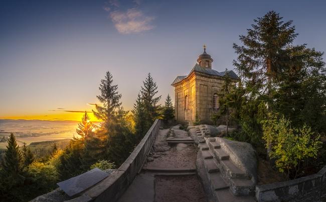 Kaple Panny Marie Sněžné na Hvězdě