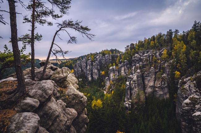 Naučná stezka Teplickým skalním městem