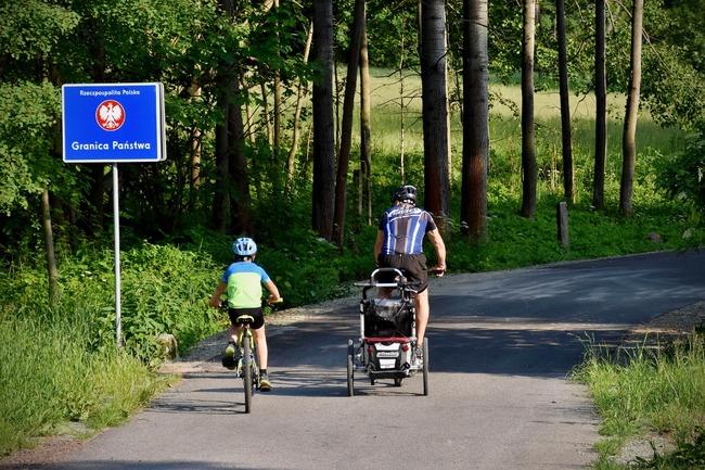 Silniční - Z Adršpachu přes Mieroszów do Broumova