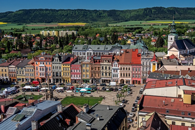 Broumov 2028: Naše město & Evropské hlavní město kultury