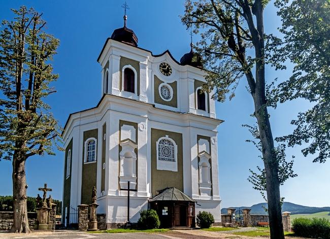 DEN 5. Broumovská skupina kostelů