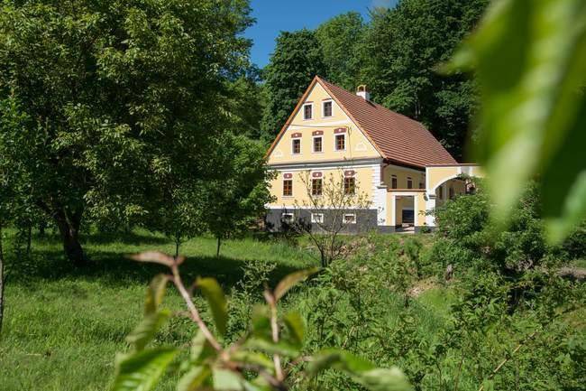 Selské stavení Melchior Häusler
