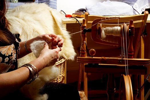 Výrobky z ovčího rouna