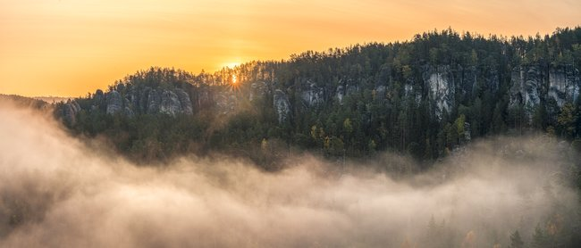 Komentovaná prohlídka Adršpašskými skalami