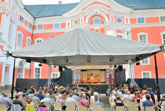 Malé letní divadlení: Pověsti české aneb pohádky pod Řípem