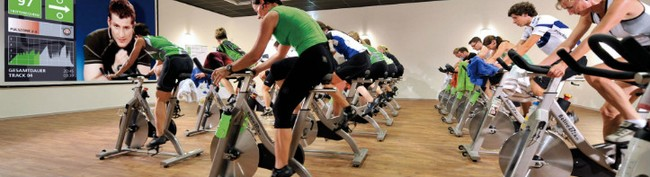 INDOOR CYCLING Broumov
