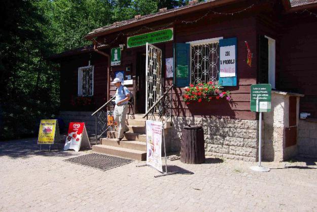 Infocentrum Adršpach