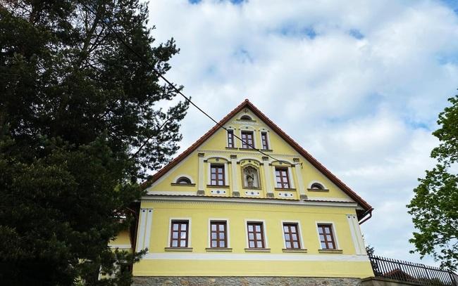 Apartmány Adršpach