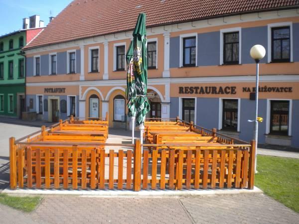 Apartmán Restaurace Na Křižovatce Božanov