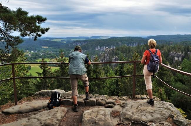 Geopark Broumovsko láká po celý rok
