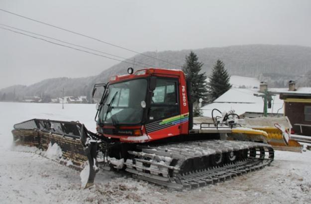 Skiareál Machov
