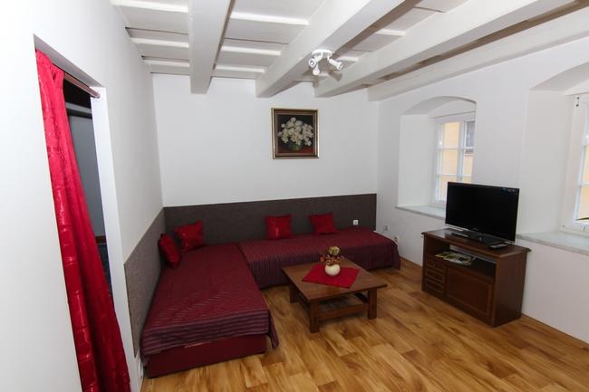 Apartmány Broumov