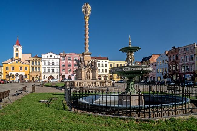 Komentované prohlídky městem Broumov