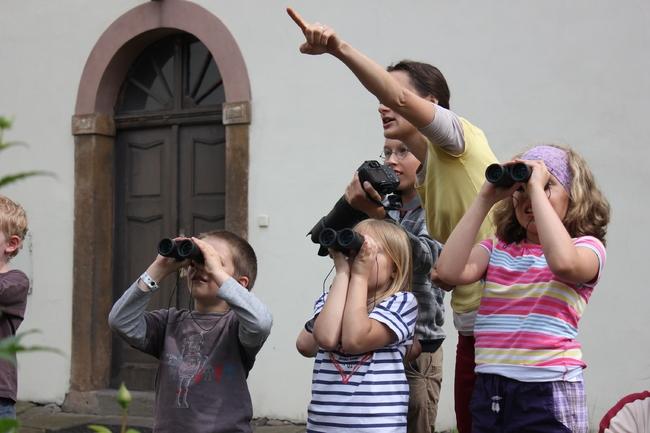Broumovsko skrytou kamerou