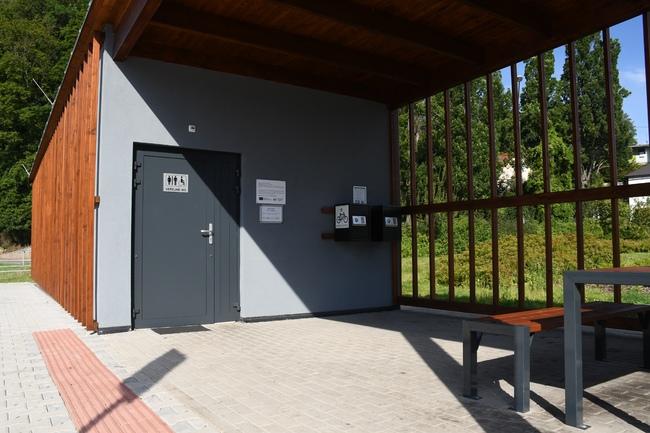 Nabíjecí stanice elektrokol Police nad Metují