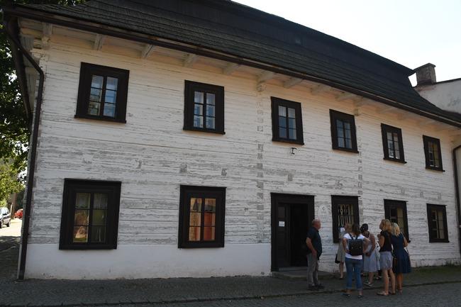 Stará škola – Dřevěnka