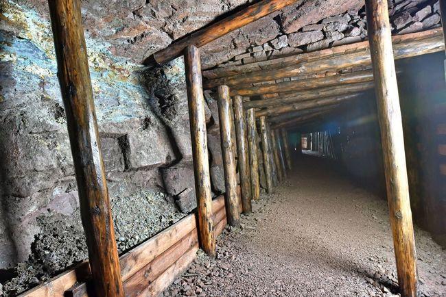 Měděný důl Bohumír v Jívce