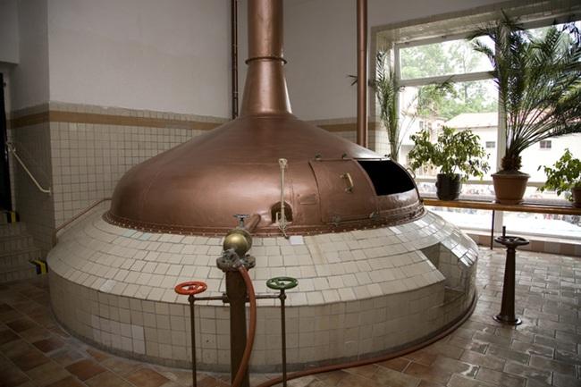 Pivovarské muzeum v Olivětíně