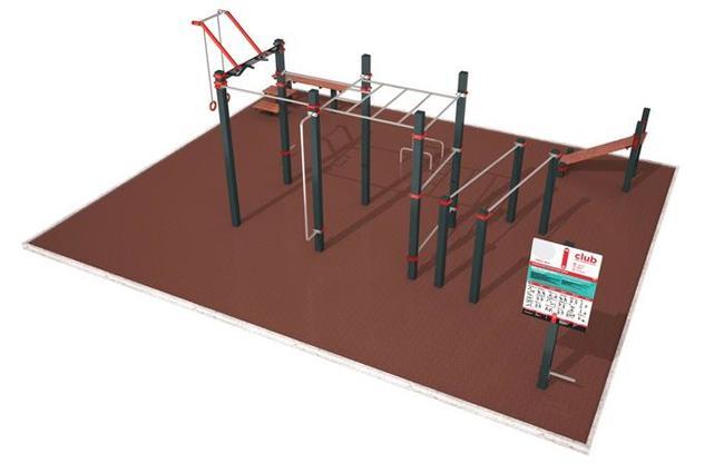 Během léta vznikne ve městě Broumov nové workoutové hřiště. Těšte se!