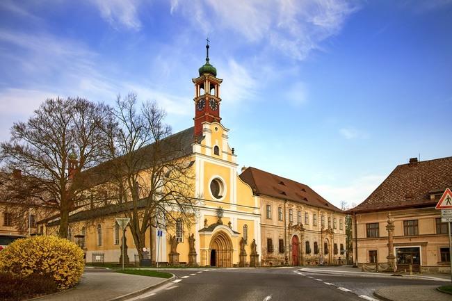 Prohlídky gotického kostela Nanebevzetí Panny Marie v Polici nad Metují