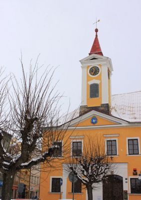 Broumovská radnice