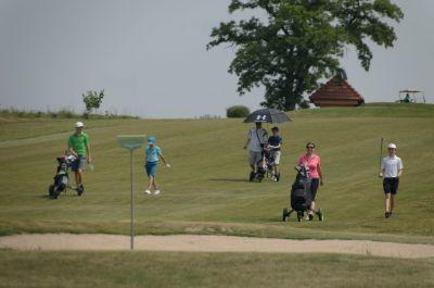 Golf pod Broumovskými stěnami