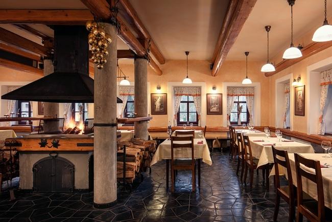Restaurace Hotel Javor Adršpach