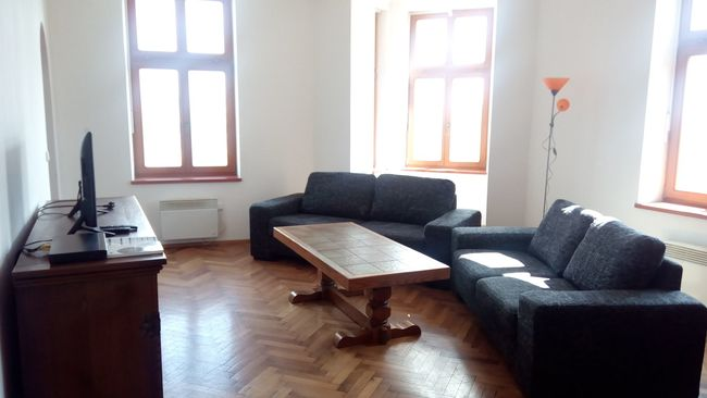 Apartmán Krátká
