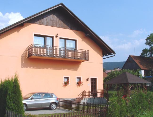 Apartmány Machov