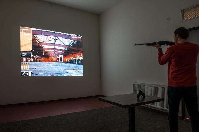 Laserová střelnice Centrum Walzel