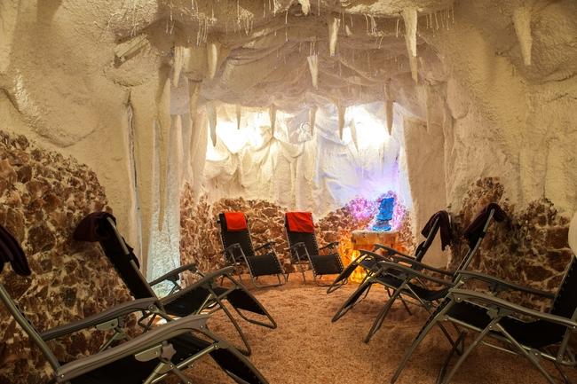 Solná jeskyně Centrum Walzel