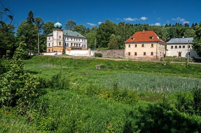 Horolezecké muzeum Zámek Adršpach