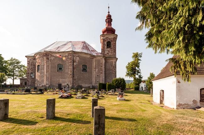 Kostel sv. Anny, Vižňov
